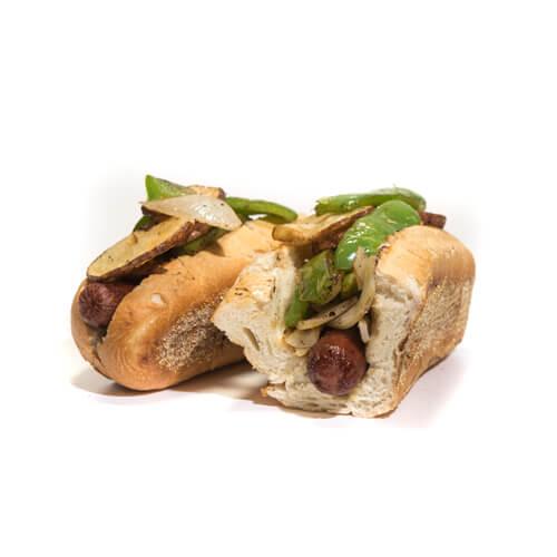 Italian Hotdog